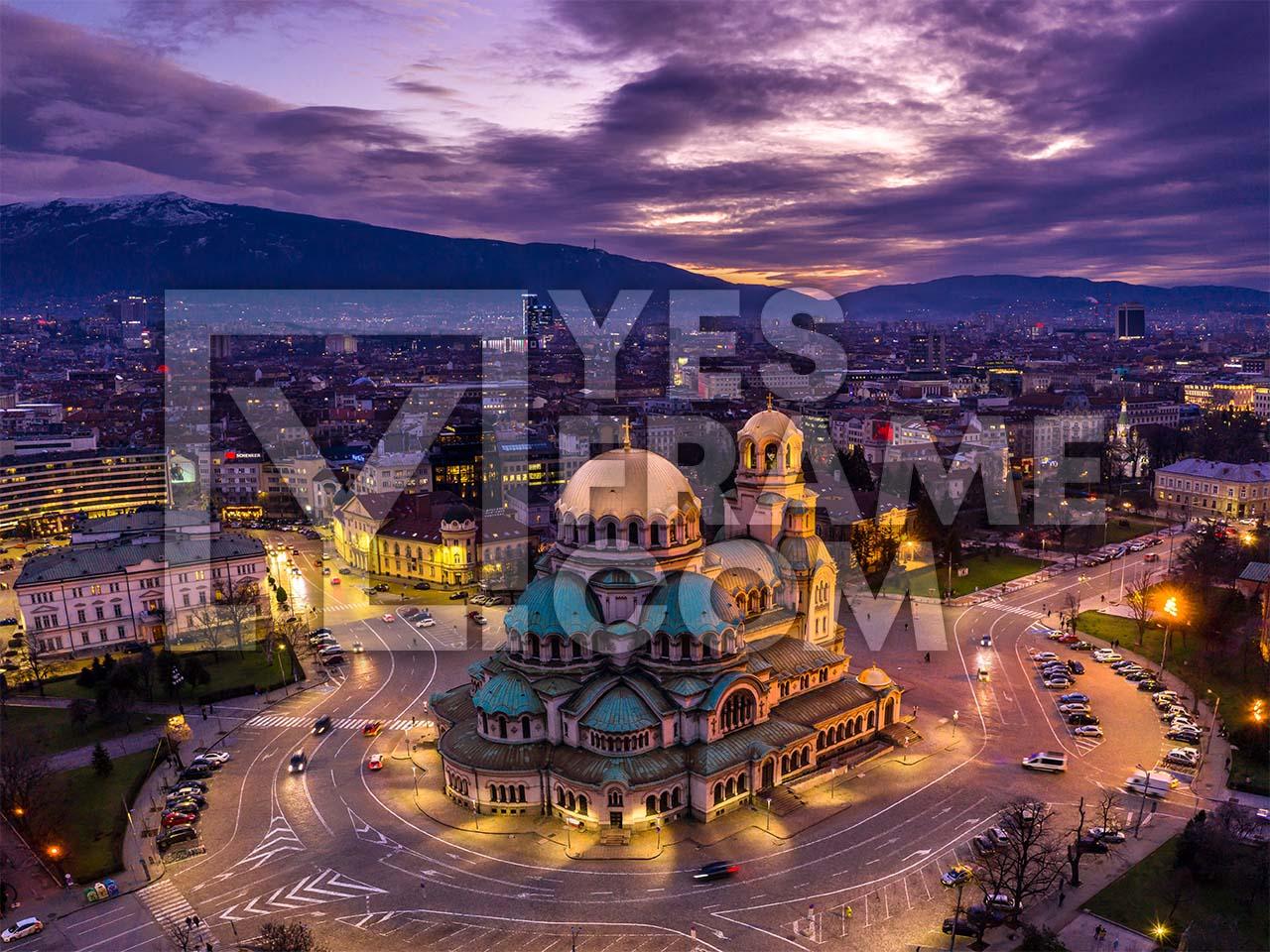 Alexander Nevsky Cathedral Sofia Thumbnail PHAK002