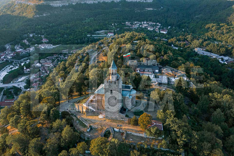 Tsarevets Veliko Tarnovo Thumbnail PHMT003
