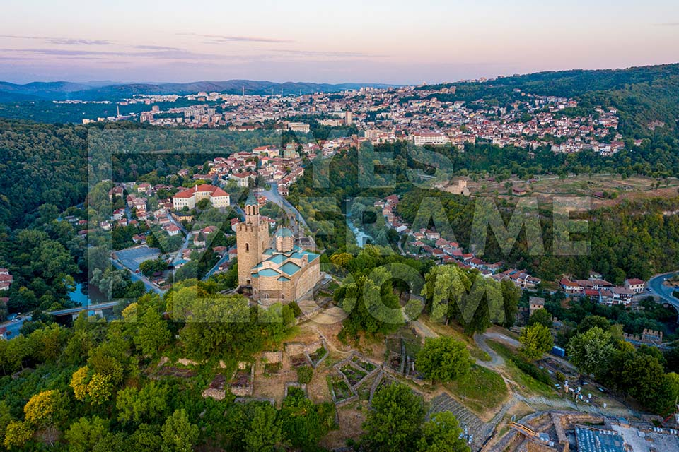 Tsarevets Veliko Tarnovo Thumbnail PHMT004