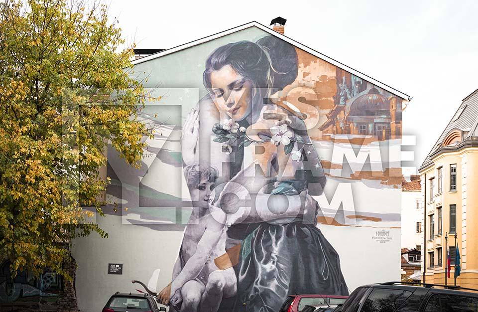 Graffiti Sofia Thumbnail PHVM021