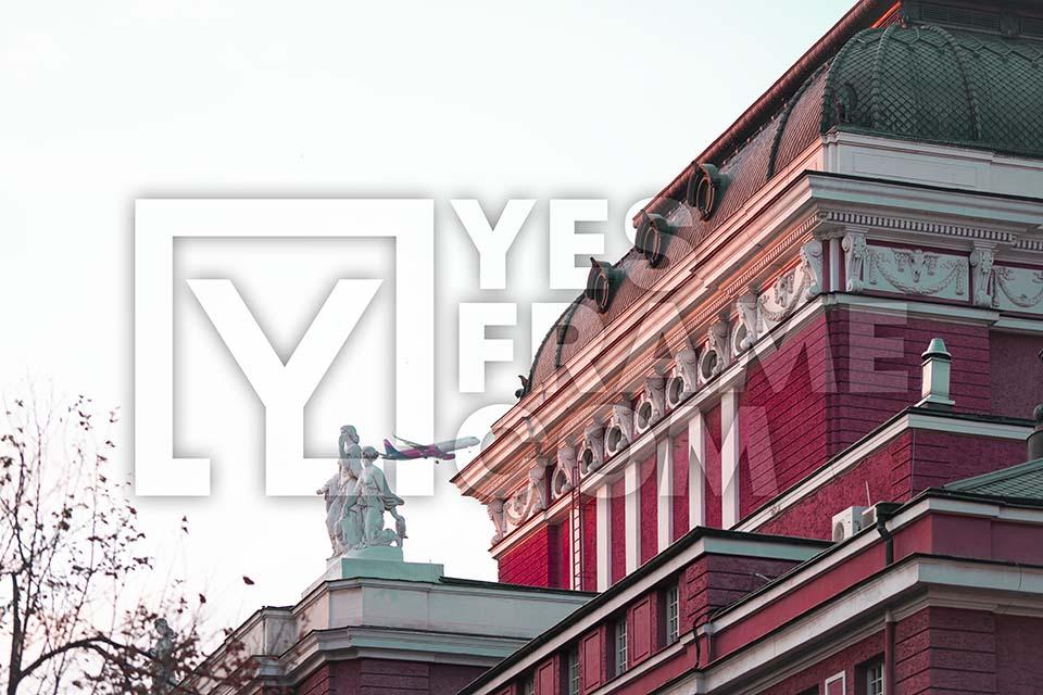 Ivan Vazov National Theatre Sofia Thumbnail PHVM016