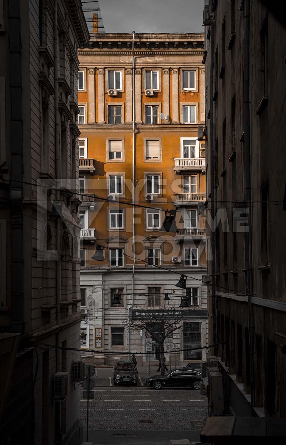 Malko Tarnovo Street Sofia Thumbnail PHVM019