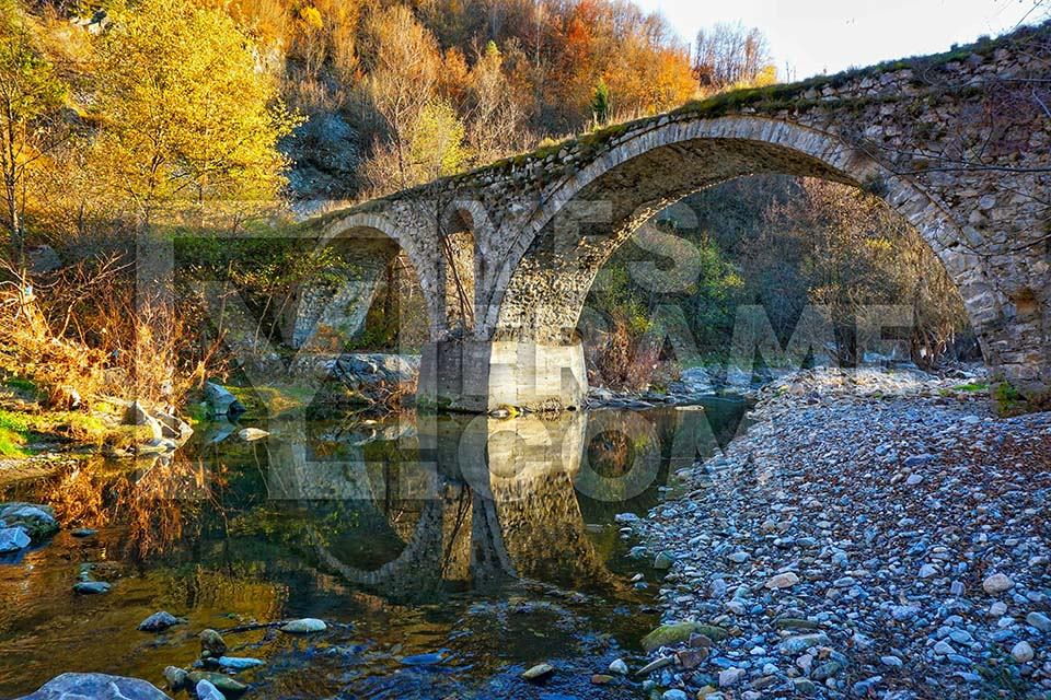 Roman Bridge Madan Thumbnail PHVD003