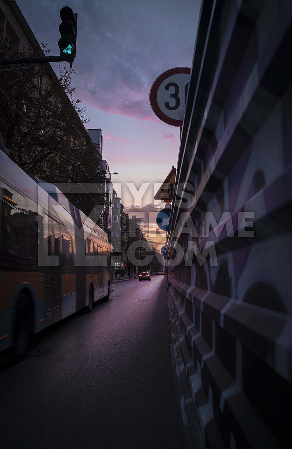 Vitosha Boulevard Sofia Thumbnail PHVM023