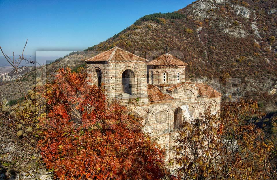 Assens Fortress Asenovgrad Thumbnail PHVD008