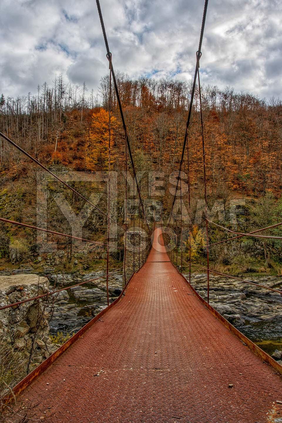 Rope Bridge Leshtak Thumbnail PHVD016