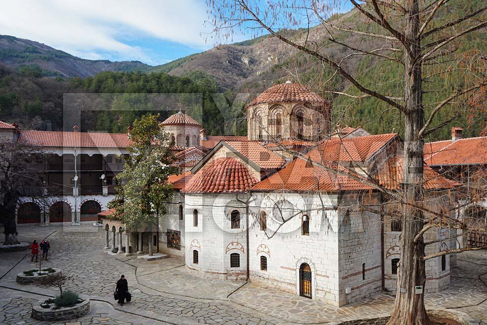 Bachkovo Monastery Asenovgrad Thumbnail PHVD025