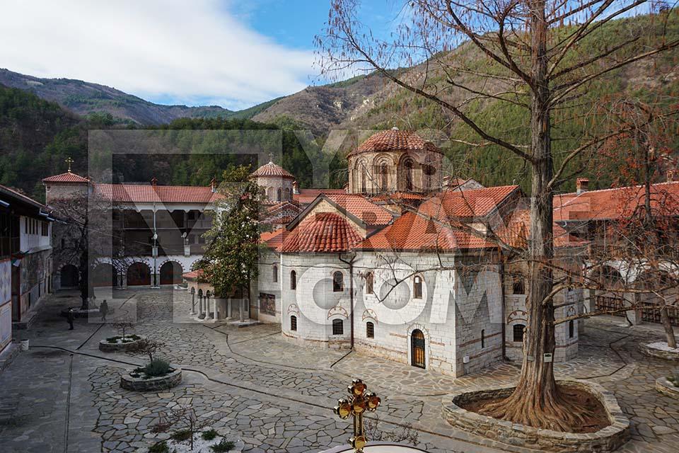 Bachkovo Monastery Asenovgrad Thumbnail PHVD028