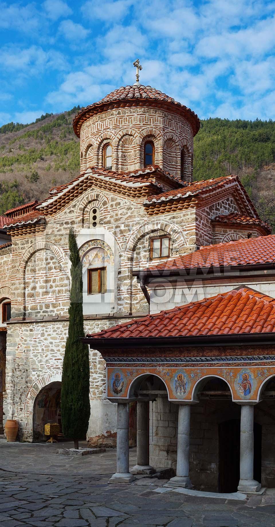 Bachkovo Monastery Asenovgrad Thumbnail PHVD031