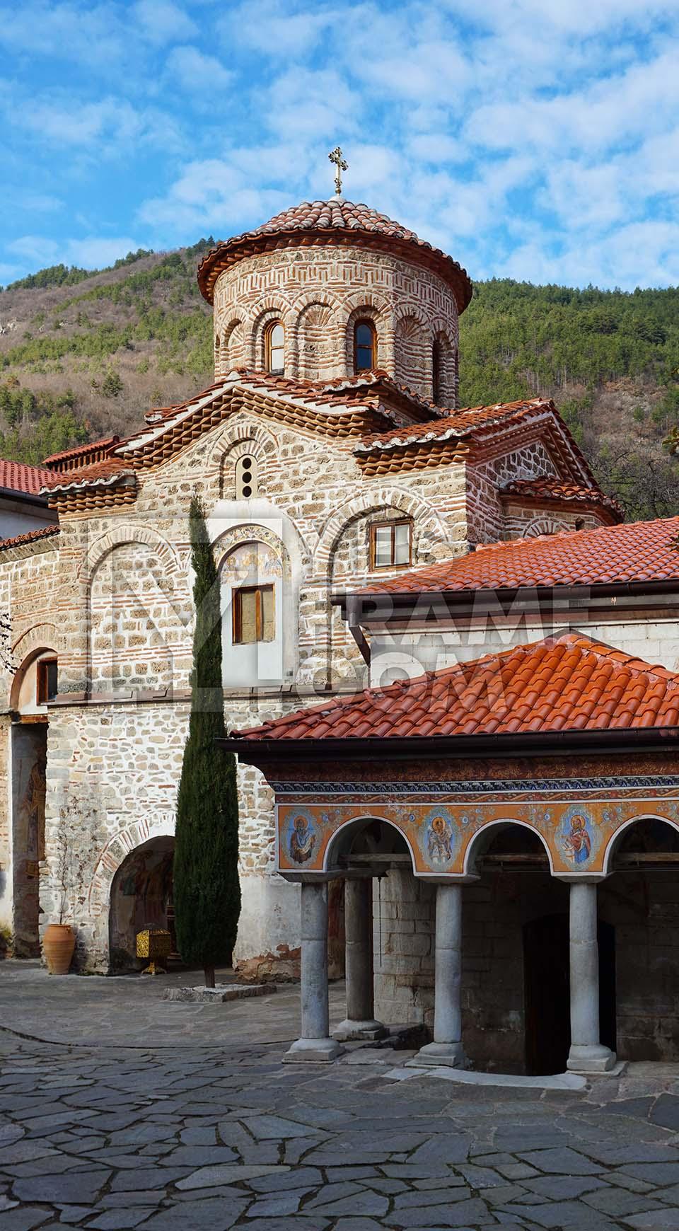Bachkovo Monastery Asenovgrad Thumbnail PHVD032