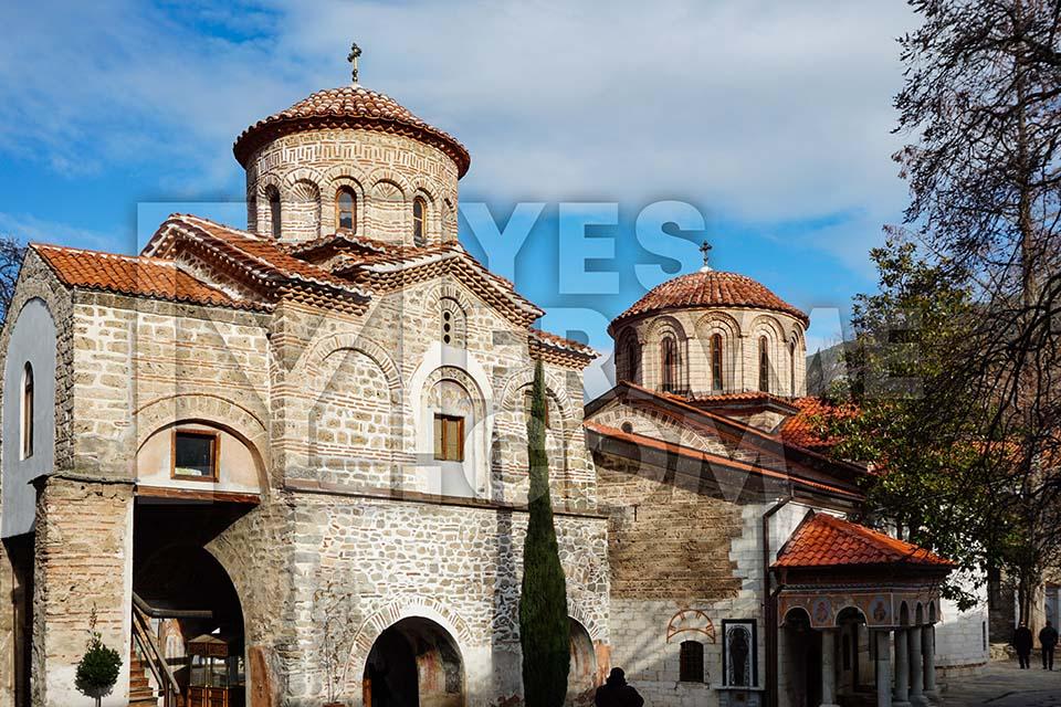 Bachkovo Monastery Asenovgrad Thumbnail PHVD034