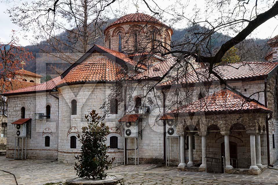 Bachkovo Monastery Asenovgrad Thumbnail PHVD035