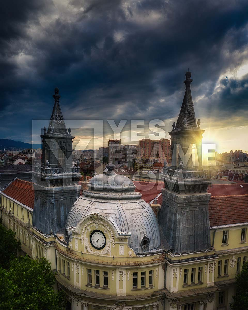 Ministry of Agriculture and Foods of the Republic of Bulgaria Sofia Thumbnail PHRS036